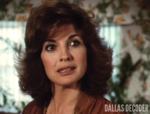 Dallas, House Divided, Linda Gray, Sue Ellen Ewing, Who Shot J.R.?
