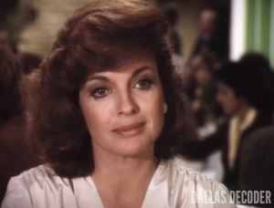 Dallas, Divorce Ewing Style, Linda Gray, Sue Ellen Ewing