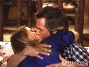 Dallas, Donna Culver, Jenna's Return, Ray Krebbs, Steve Kanaly, Susan Howard