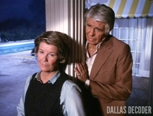 Barbara Bel Geddes, Dallas, Jim Davis, Jock Ewing, Love and Marriage