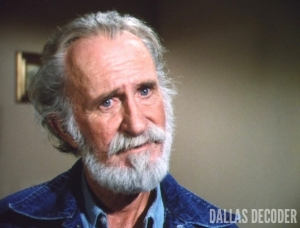 Dallas, Digger Barnes, Keenan Wynn, Second Thoughts