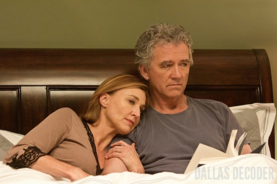 Ann Ewing, Bobby Ewing, Brenda Strong, Dallas, Patrick Duffy, Price You Pay, TNT