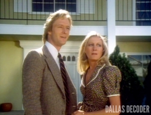 Dallas, Gary Ewing, Joan Van Ark, Knots Landing, Pilot, Ted Shackelford