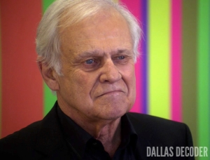 Cliff Barnes, Dallas, Ken Kercheval, Last Hurrah, TNT
