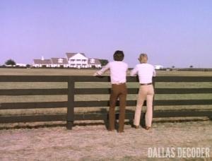 Bobby Ewing, Dallas, Gary Ewing, No More Mr. Nice Guy Part 2, Patrick Duffy, Ted Shackelford, Who Shot J.R.?