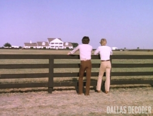 Bobby Ewing, Dallas, Gary Ewing, No More Mr. Nice Guy Part 2, Patrick Duffy, Ted Shackelford, Who Shot J.R.?