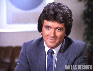 Bobby Ewing, Dallas, Patrick Duffy, Taste of Success