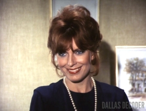 Dallas, Joanna Cassidy, Sally Bullock, Venezuelan Connection