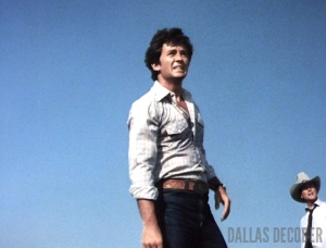 Bobby Ewing, Dallas, J.R. Ewing, Larry Hagman, Patrick Duffy, Trouble at Ewing 23