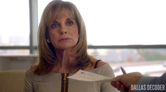 Dallas, Enemy of My Enemy, Linda Gray, Sue Ellen Ewing, TNT