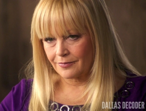Charlene Tilton, Collateral Damage, Dallas, Lucy Ewing, TNT