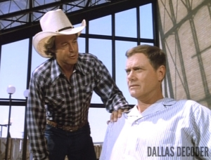 Dallas, J.R. Ewing, Larry Hagman, Ray Krebbs, Steve Kanaly, Who Shot J.R.?
