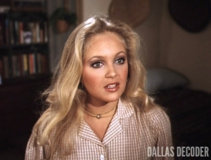 Charlene Tilton, Dallas, Lucy Ewing, Venezuelan Connection