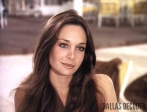 Dallas, Kristin Shepard, Mary Crosby, Who Done It, Who Shot J.R.?