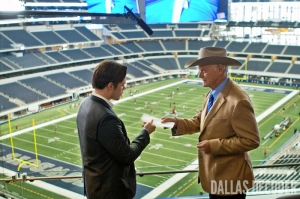 Dallas, John Ross Ewing, Josh Henderson, J.R. Ewing, Larry Hagman, TNT, Truth and Consequence