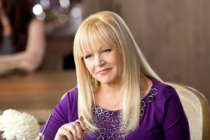 Charlene Tilton helped lead TNT's 'Dallas' to another ratings victory this week.