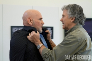 Bobby Ewing, Dallas, Harris Ryland, Mitch Pileggi, Patrick Duffy, TNT, Truth and Consequences