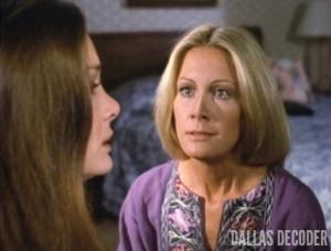 Dallas, Joan Van Ark, Knots Landing, Kristin, Kristin Shepard, Mary Crosby, Valene Ewing