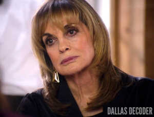 Collateral Damage, Dallas, Linda Gray, Sue Ellen Ewing, TNT