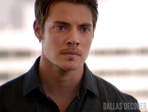 Dallas, Enemy of My Enemy, John Ross Ewing, Josh Henderson, TNT