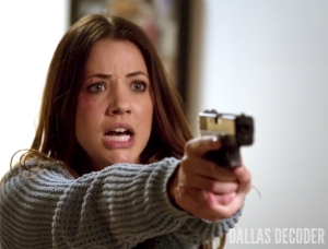 Dallas, Family Business, Julie Gonzalo, Rebecca Sutter Ewing, TNT