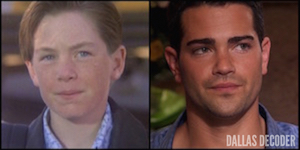 Christopher Ewing, Dallas, Jesse Metcalfe, Joshua Harris, TNT