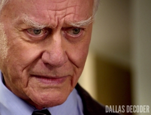 Dallas, J.R. Ewing, Larry Hagman, Revelations, TNT