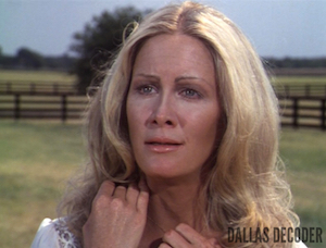 Dallas, Joan Van Ark, Valene Ewing