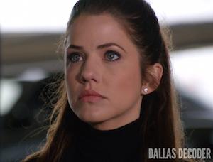Dallas, Julie Gonzalo, Rebecca Barnes, Rebecca Sutter, TNT