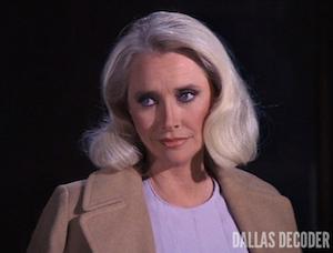 Dallas, Leslie Stewart, Susan Flannery