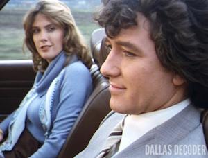 Bobby Ewing, Colleen Camp, Dallas, Kristin Shepard, Sue Ellen's Sister