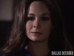 Dallas, Kristin Shepard, Mary Crosby, Who Done It?, Who Shot J.R.?