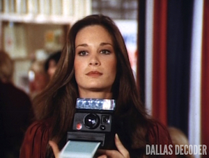 Dallas, Kristin Shepard, Mary Crosby, Power Play