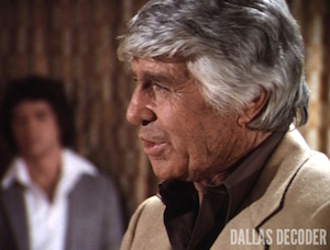Dallas, Jim Davis, Jock Ewing, John Ewing III Part 2,