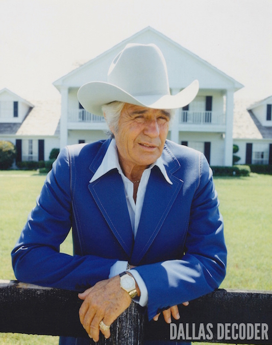 Dallas, Jim Davis, Jock Ewing