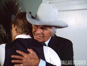 Dallas, Gary Ewing, Jock Ewing, Jim Davis, Return Engagements, Ted Shackelford