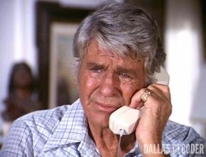 Dallas, Jim Davis, Jock Ewing, Survival