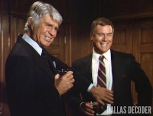 Dallas, Jim Davis, Jock Ewing, J.R. Ewing, Larry Hagman, Silent Killer