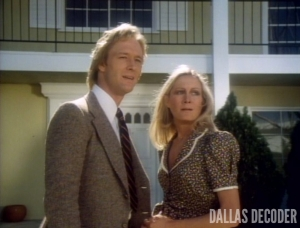 Gary and Val (Ted Shackelford, Joan Van Ark) in 1979