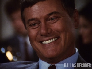 "Larry Hagman in ""Changing of the Guard"""