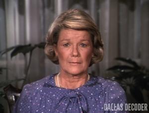 """Barbara Bel Geddes in """"Acceptance"""""""