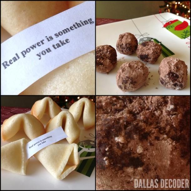Dallas Desserts - The Barnes-Ewing Holiday Bakeoff 2