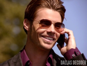 Battle Lines, Dallas, John Ross Ewing, Josh Henderson, TNT