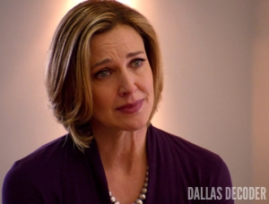 Ann Ewing, Brenda Strong, Dallas, Sins of the Father, TNT