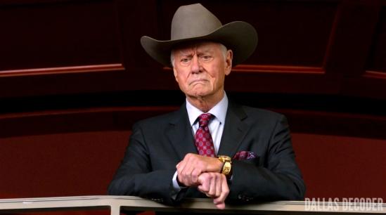 Dallas, J.R. Ewing, Larry Hagman, TNT, Trial and Error