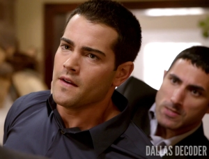 Blame Game, Christopher Ewing, Dallas, Jesse Metcalfe, TNT