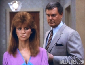 Dallas, J.R. Ewing, Larry Hagman, Long Goodbye, Pam Ewing, Victoria Principal