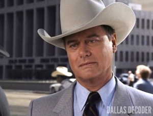 Dallas, If At First You Don't Succeed, J.R. Ewing, Larry Hagman