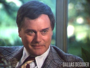 Dallas, Fallen Idol, J.R. Ewing, Larry Hagman