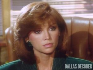 Dallas, Pam Ewing, Quandary, Victoria Principal